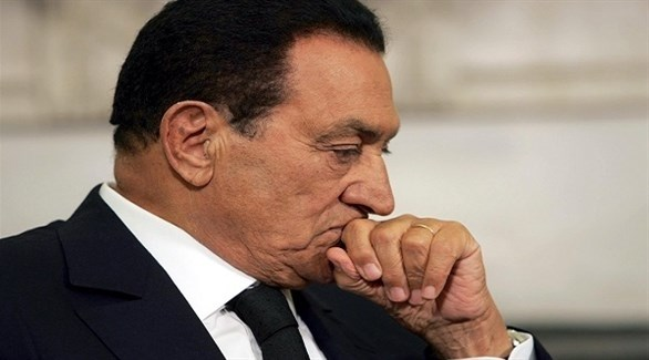 الرئيس المصري الأسبق حسني مبارك (أرشيف)