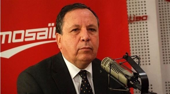 وزير الخارجية التونسي خميس الجهيناوي (موزاييك أف أم)