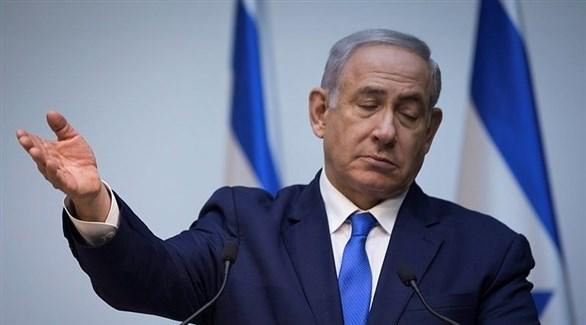 رئيس وزراء الاحتلال الإسرائيلي بنيامين نتانياهو