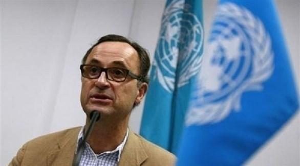 كبير المراقبين الأممين في اليمن باتريك كامرت (أرشيف)