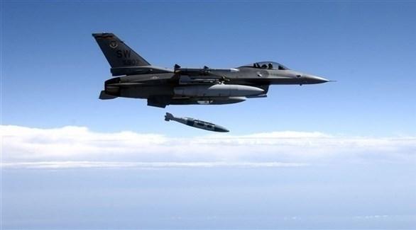 طائرة للتحالف الدولي ضد داعش (أرشيف)
