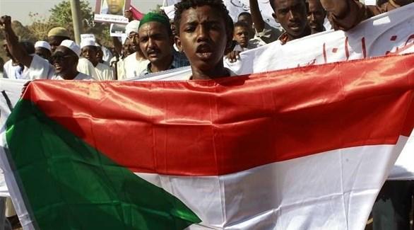 احتجاجات في السودان (تويتر)