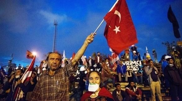 احتجاجات في إسطنبول (أرشيف)