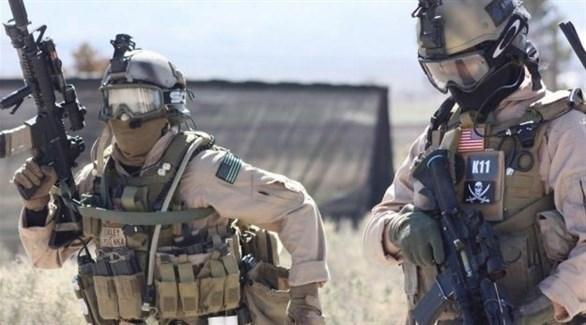 جنديان من قوات الكوماندوز الأمريكية (أرشيف)