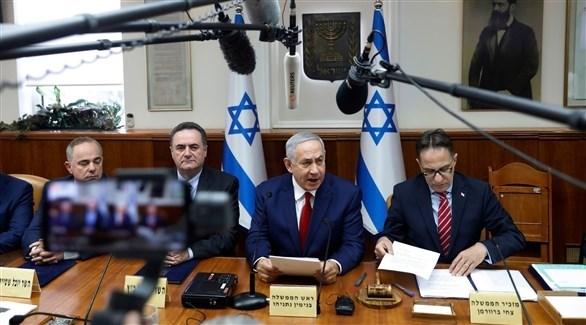 رئيس الوزراء الإسرائيلي بنيامين نتانياهو (اي بي ايه)