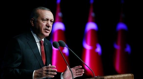 الرئيس التركي رجب طيب أردوغان (اي بي ايه)