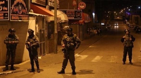 جنود الاحتلال الإسرائيلي في أحد شوارع الضفة الغربية (أرشيف)