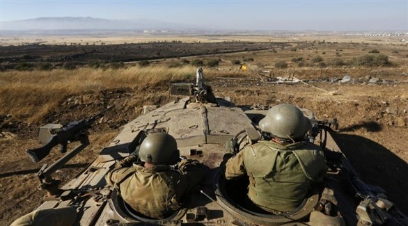 جنود الاحتلال الإسرائيلي في الجولان (أرشيف)