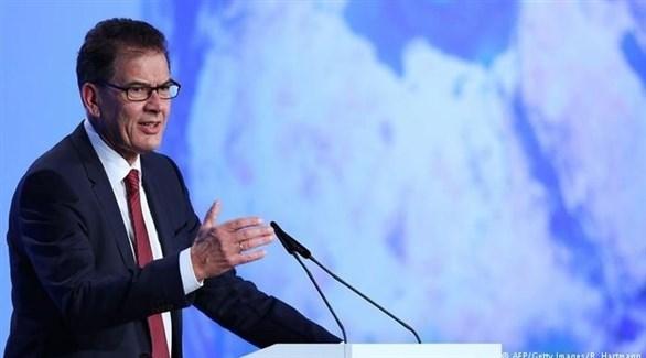 وزير التنمية الألماني غيرد مولر (أرشيف)