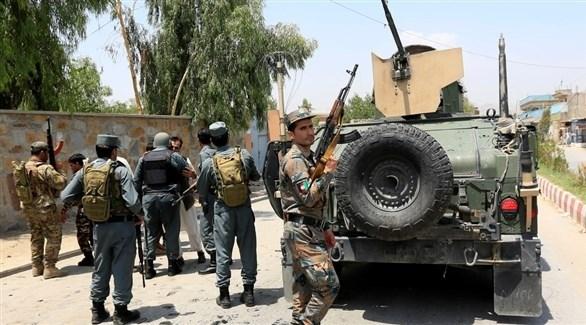 دورية أمنية أفغانية (أرشيف)