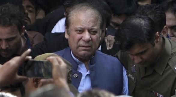رئيس الوزراء الباكستاني الأسبق نوزا شريف (أرشيف)