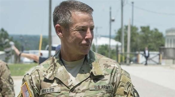 قائد القوات الأمريكية المتمركزة في أفغاستان سكوت ميلر (أرشيف)