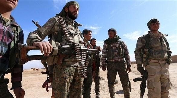قوات سوريا الديمقراطية (أرشف)