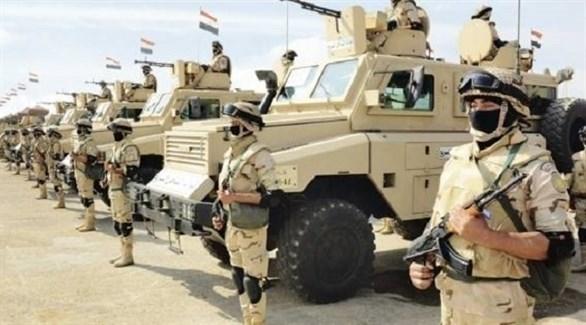 الجيش المصري (أرشيفية)