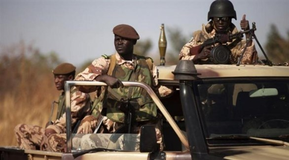 دورية عسكري في مالي (أرشيف)