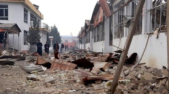 انفجار سابق في أفغانستان (إ ب أ)