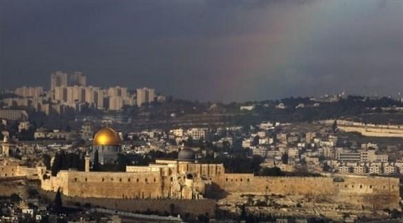 مدينة القدس (أرشيف)