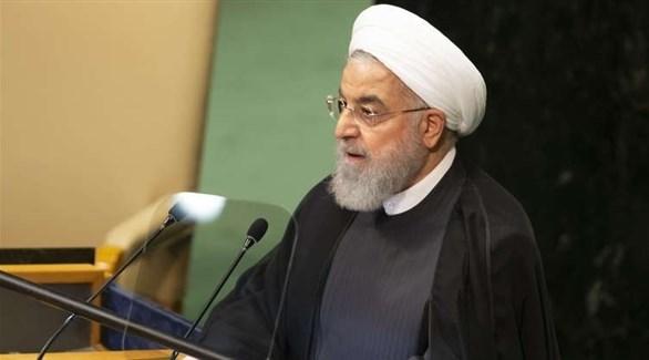 الرئيس الإيراني حسن روحاني (أرشيف)