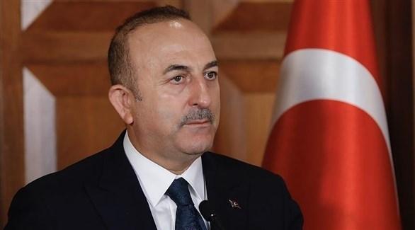 وزير الخارجية التركية مولود تشاوش أوغلو (أرشيف)