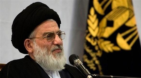 رئيس تشخيص مصلحة النظام الإيراني الراحل محمود هاشمي شاهرودي (أرشيف)
