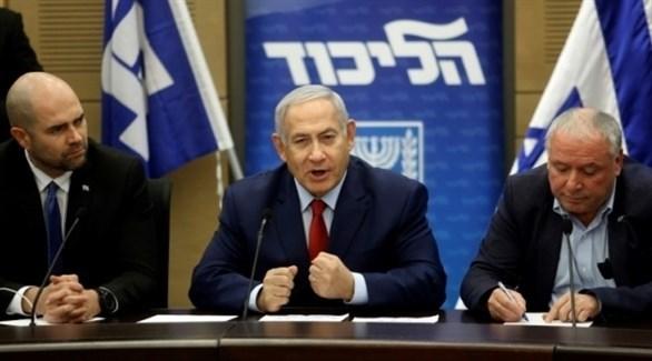 نتانياهو يعلن عن انتخابات مبكرة (أرشيف)