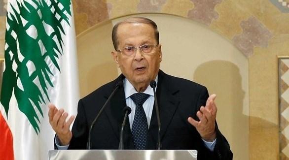 الرئيس اللبناني، العماد ميشال عون (أرشيف)
