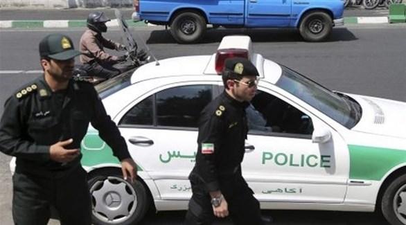 دورية أمنية إيرانية (أرشيف)