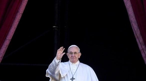 البابا فرنسيس (إ ب أ)