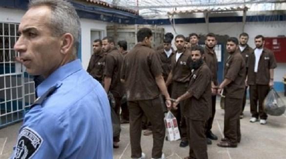 أسرى فلسطينيون في سجون الاحتلال الإسرائيلي (أرشيف)
