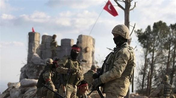 جنود أتراك في إدلب (أرشيف)