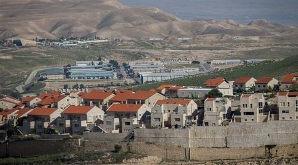 مستوطنة إسرائلية في الضفة الغربية (أرشيف)