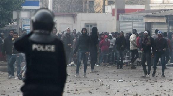 احتجاجات القصرين في تونس (France 24)