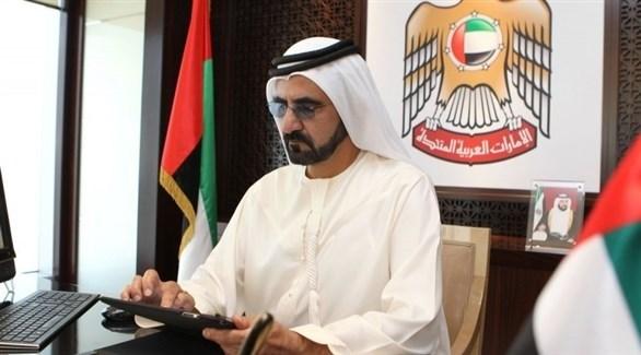 الشيخ محمد بن راشد آل مكتوم نائب رئيس الدولة رئيس مجلس الوزراء حاكم دبي (وام)