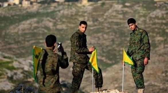 مسلحون من حزب الله في سوريا (أرشيف)