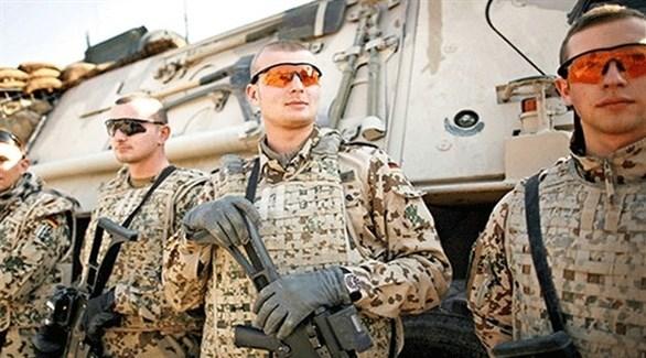 جنود من بعثة الجيش الألماني في أفغانستان (أرشيف)