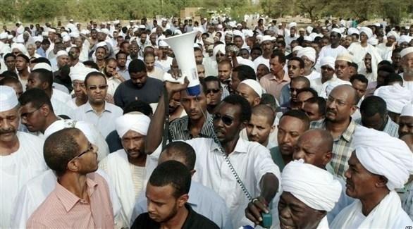احتجاجات في السودان ضد ارتفاع الأسعار (أ ف f(