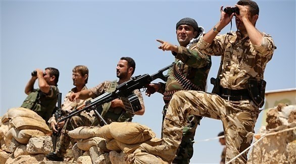 وحدات حماية الشعب الكردية السورية (أرشيف)