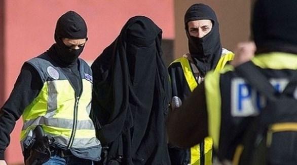 الشرطة الألمانية تعتقل داعشية (أرشيف)