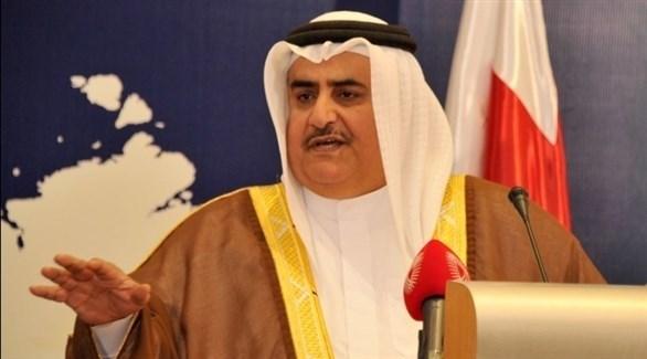وزير الخارجية البحريني خالد بن أحمد آل خليفة (أرشيف)