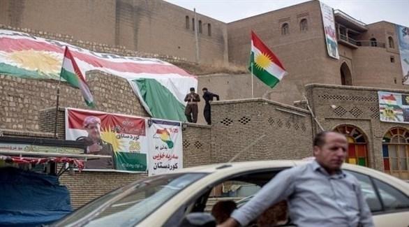 نزاعات في حكومة كردستان (السومرية)