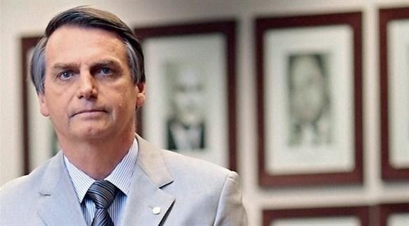 الرئيس البرازيلي اليميني المنتخب جاير بولسونارو (أرشيف)