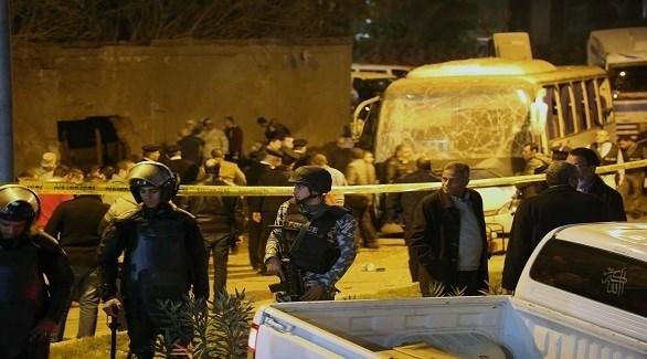 الحادث الإرهابي في الجيزة (24)