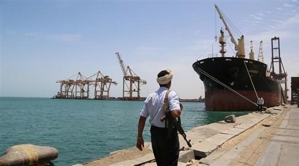 ميناء يمني (أرشيف)