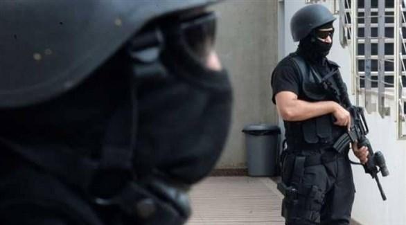 عناصر من الشرطة المغربية (أرشيف)
