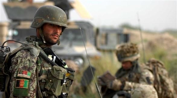 قوات خاصة تابعة لمديرية الأمن الوطني الأفغاني (أرشيف)