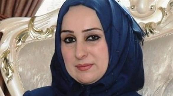 وزيرة التربية والتعليم العراقية المستقيلة شيماء الحيالي (أرشيف)