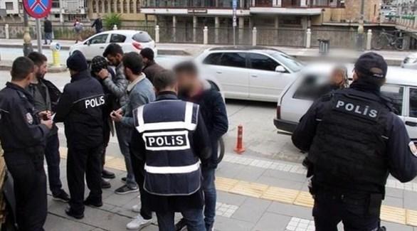 الأمن التركي ينفذ حملة اعتقالات (أرشيف)