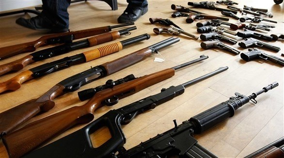 أسلحة (أرشيف)