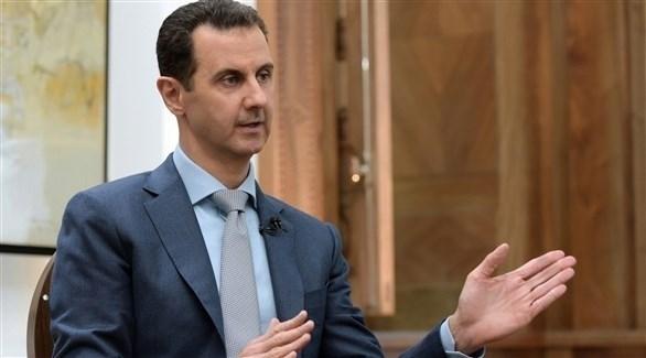 بشار الأسد (أرشيف)