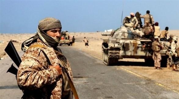 جنود من القوات الشرعية اليمنية (أرشيف)